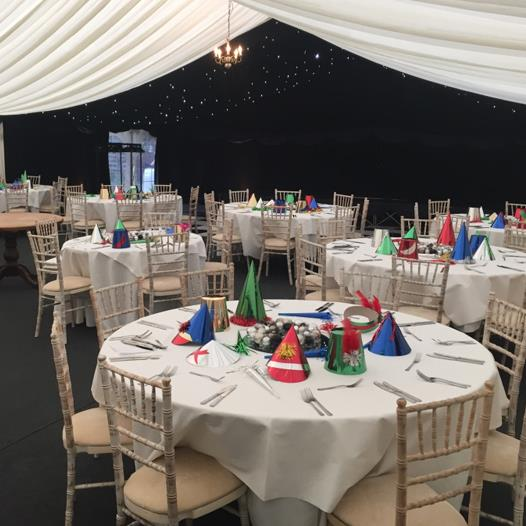Opt for a Clear Span Design When You Hire Party Marquee This Time