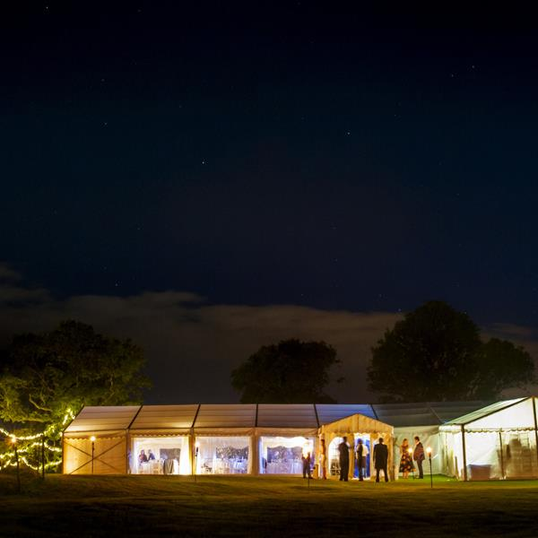 The Three Best Suited Marquees for Weddings